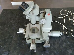 Instrumental Microscope Mmi 2 Made In Ussr Top Quality