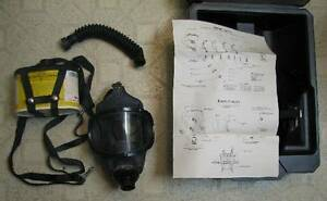 Msa Gas Mask Industrial Type
