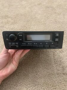 Honda Civic 1996 2000 Car Stereo Radio Am fm Tuner 39100 s01 a110 Oem