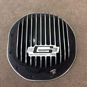 Vintage Mr Gasket Finned 12 Bolt Gm Differential Cover Chevelle Camaro Nova Day2