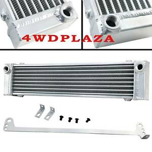 Transmission Oil Cooler For 2007 2010 Chevy Silverado gmc Sierra 6 6l Heavy Duty