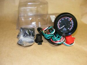 Equus Pro Racing Tachometer 8000 Rpm 2 Face New Open Package
