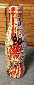 Rare Vintage South Africa Coca-Cola Freedom Day 2006 Wrapped Bottle UNOPENED