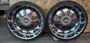 28 Inch Rims And Tires 6lug