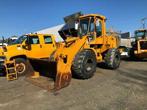 1995 Daewoo Mega 200 Wheel Loader