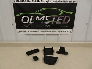 04 05 06 Pontiac Gto Center Console Rubber Inserts Set Of 5 Gm Oem