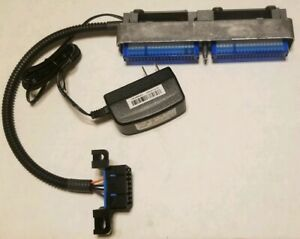 Gm Chevy Ls Ls1 Gen Iii Obdii Bench Harness With Power Supply 5 3 5 7 6 0