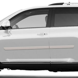 Toyota Highlander 2008 2013 Painted Body Side Molding Fe2 High