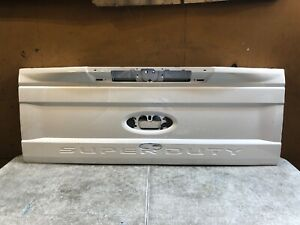 2017 2019 Ford F 250 F250 F 350 F350 Super Duty Tailgate Tail Gate Oem Used