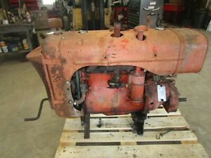 Allis Chalmers Complete Model B 125 Power Unit Antique Tractor
