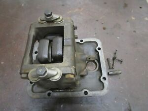 Ferguson To20 To30 Used Working Hydraulic Pump Antique Tractor