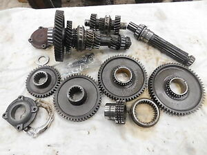 Ferguson To 30 Complete Transmission Original Nice Condition Antique Tractor