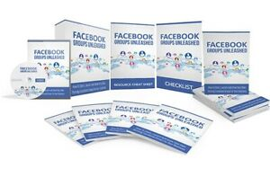 Facebook Groups Unleashed Sales Page Resell Right