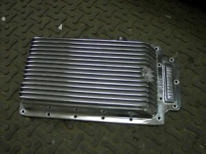 Nos Offenhauser Chevy Corvair 3 Quart Finned Oil Pan Yenko Stinger