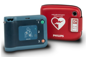 Philips Heartstart Frx Aed And Case Only Biomed Recertified