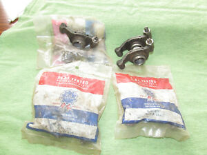 Vintage Nos Jeep Willys Cj3b 4 Cylinder Rocker Arms 2 Lefts 2 Rights
