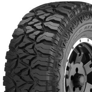 Dunlop Fierce Attitude M t Lt35 12 50r17 119p Bsl All season Tire
