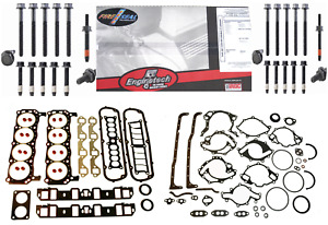 Full Engine Gasket Set For 1986 1995 Ford 302 5 0l Car Truck Mustang Ex Cobra F