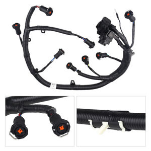 Ficm Fuel Injector Complete Wire Harness Fit For Ford 6 0l Powerstroke Diesel