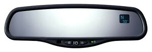 Gntx 221 Mirror W Compass Temperature Display Dual Led Maplights Complete Kit
