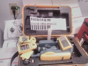 Spectra Precision Det 2 Digital Electronic Construction Theodolite Kits 2 Acc