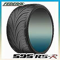 2 New Federal 595rs R 285 30zr18 Tires
