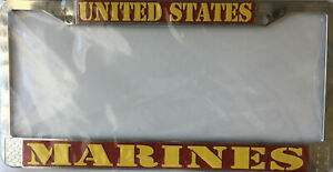 Usa Patriotic License Plate Frame 12 1 8 X 6 1 4 Cover Holder You Choose
