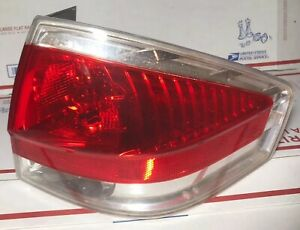 2008 2011 Ford Focus Rh Passenger Side Tail Light Oem