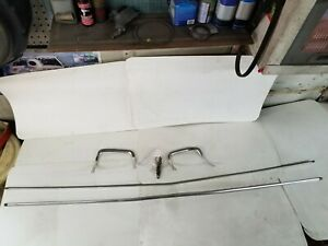 1968 Dodge Charger Grill Trim
