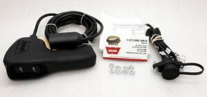 Warn 38625 Winch Remote Control And Wiring Socket Harness Kit 5 Wire
