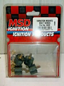 Msd 8800 Vibration Mounts Msd 7 Series New Factory Package