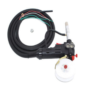 Mig Welding Gun Spool Gun Push Pull Feeder Welding Torch With 10ft Cable