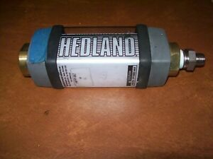Hedland Flow Meter H605b 002 1 2 Npt f Connection