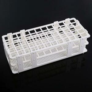 60holes 3 Layers Plastic Test Tube Rack Holder Storage Stand Equipment 16mm