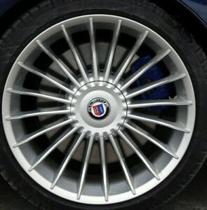 Bmw F06 6 Series Gran Coupe Oem Alpina Brand Oem 20 B6 Wheels Caps Set Of 4