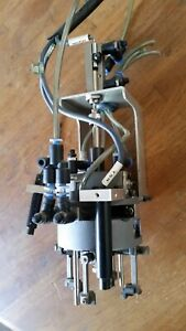 Zevatech 460 560 Mechanical Placement Head Complete With Head Shaft