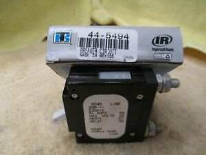 Thermo king 44 5494 Circuit Breaker Airpax 65 Amp 32 Volt Dc 52 Delay A8
