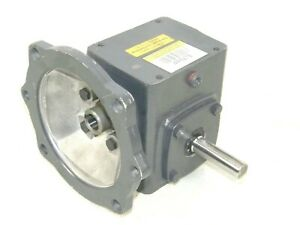 Dayton 4rn78 1 Hp Ratio 5 1 Speed Reducer 163 Lb Per Inch Scratched No Box
