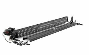 S D 50 Inch Cree Led Light Bar Dual Row Black Series