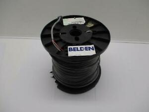 Belden 8770 Multi conductor 18 Awg 16x30 Strands Tinned Copper Cable Large Spool