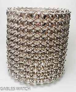 Tane Pedro Leites Ice Bucket Sterling Silver Mexico With Box