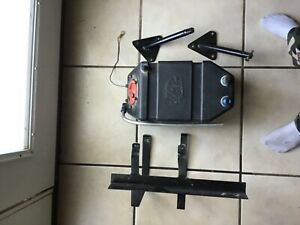 Jaz Pro Cell 3 Gallon Fuel Cell And Mounting Hardware