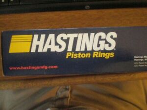 Hastings Piston Rings Total Seal Speed Pro Mercedes Benz
