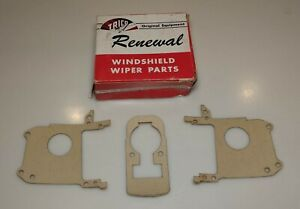 Chm Trico Vacuum Wiper Motor Gasket Set Ford Buick Cadillac Olds Pontiac