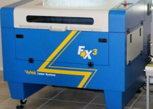 Vytek Fx3 Cnc Laser Cutter Cuts And Engraves