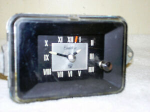 1973 Cadillac Clock Also Fits 1971 1972 1602018 By General Time