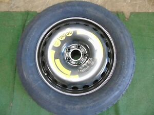 19 Mercedes Gl 320 350 Suv Class 19x4 5 Compact Spare Disc Wheel A1644000102
