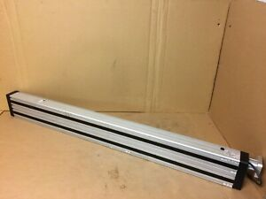 Isel Automation Linear Axis Slide 234623 0129 Assembly