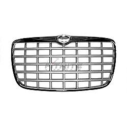 New Front Grille Fits Chrysler 300 2005 2010 Ch1200275