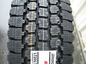 4 New Lt 265 75r16 Bridgestone Blizzak W965 Tires 75 16 2657516 75r R16 10 Ply E